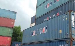 Lô Container Wanhai 40DC