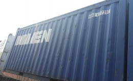Container 20 Open top nguyên bản