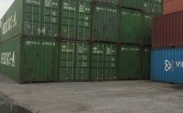 Lô Container 40HC HALU