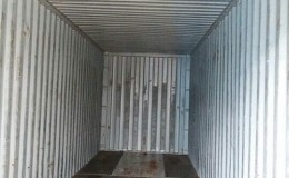 Lô Container 40HC mới về