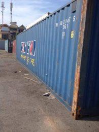 Container 40DC Wanhai