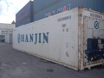 Container 40 lạnh